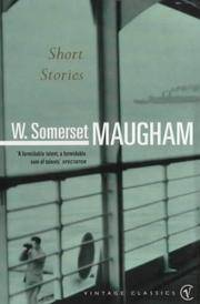 Short Stories - W. Somerset Maugham