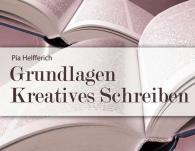 """Titelbild """"Grundlagen Kreatives Schreiben"""""""