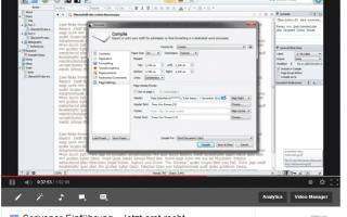 Scrivener Einführung - Jetzt erst recht