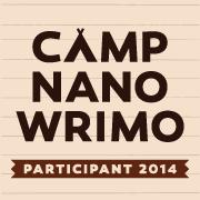 Camp NaNoWriMo Participant 2014